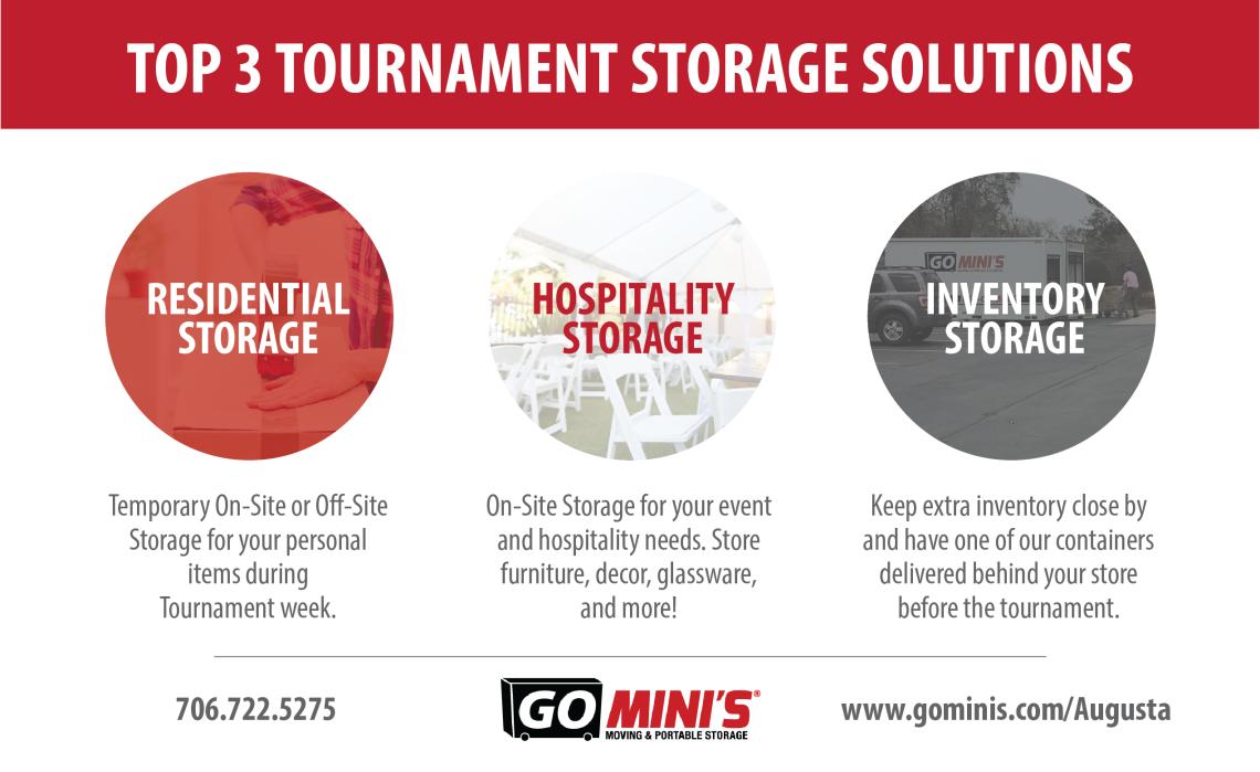 Top 3 tournament storage solutions