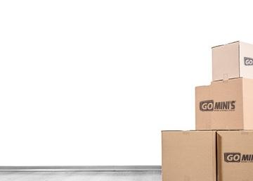 Go Mini's Moving Boxes