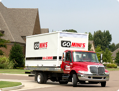 Go Mini's Moving Truck